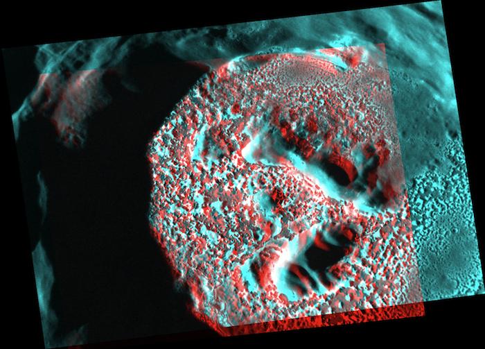 Mercury in 3D