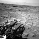 Curiosity rover 'hand'