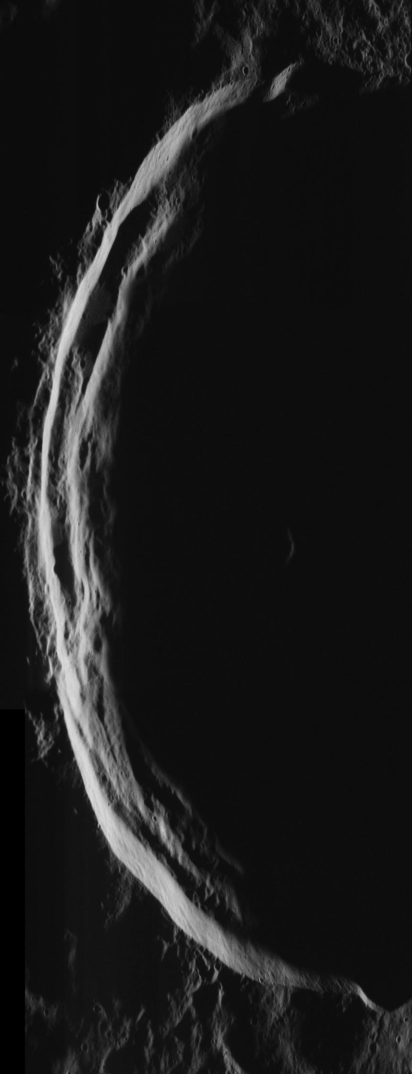 Petronius Crater