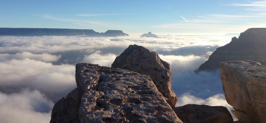 Grand Canyon Inversion