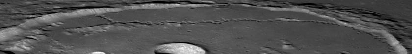 Posidonius Crater