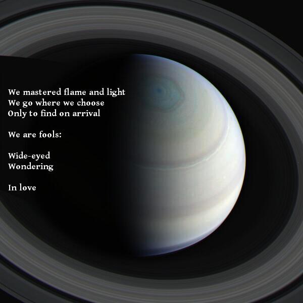 saturn poem