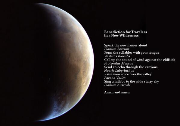 mars poem
